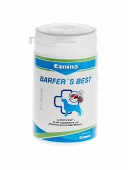 Barfer's Best for dogs